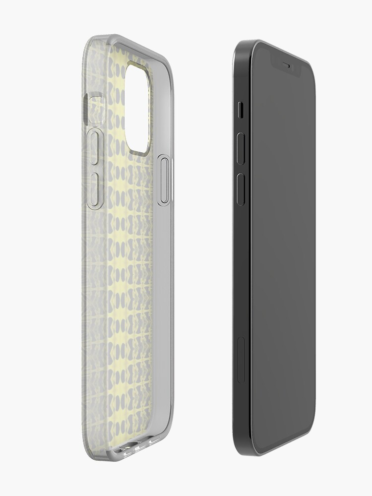 Alternate view of Golden Fencing  iPhone Case & Cover