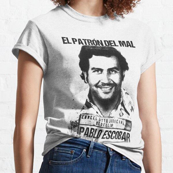 El Patron del mal Classic T-Shirt