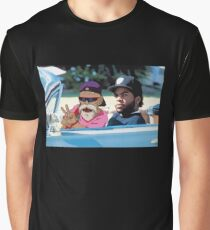 Ice Cube x Master Roshi Graphic T-Shirt