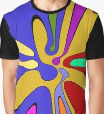 Splats Graphic T-Shirt