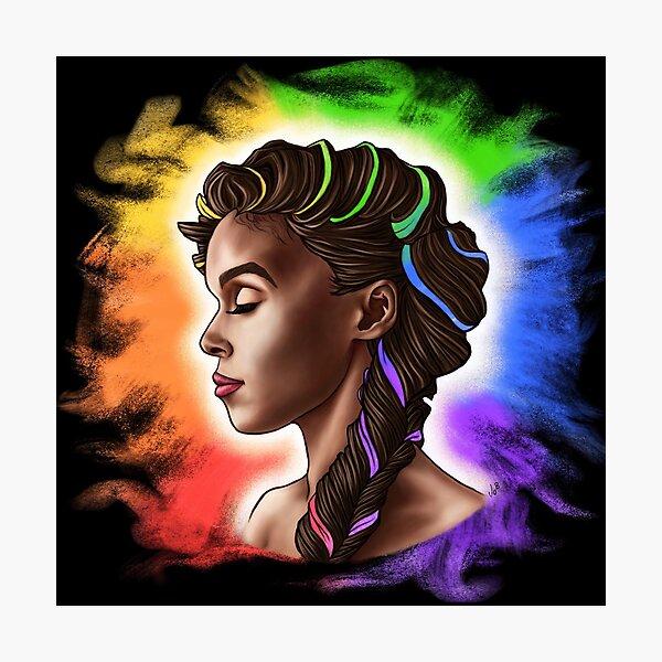 Janelle Pride Photographic Print