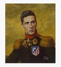 El Hombre Torres Photographic Print