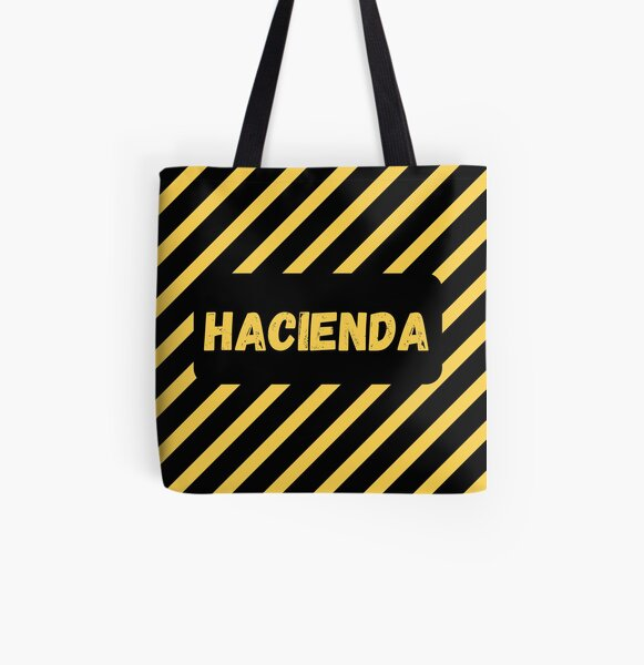 Manchester Hacienda All Over Print Tote Bag