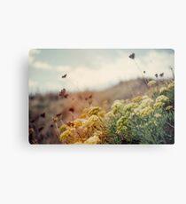 Meadow of Wildflowers Metal Print