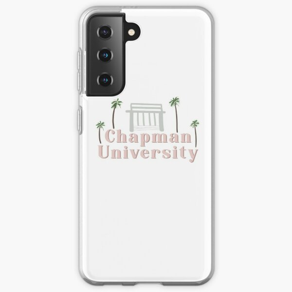 Chapman University Samsung Galaxy Soft Case