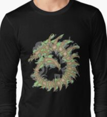 For the Dragon Father Long Sleeve T-Shirt