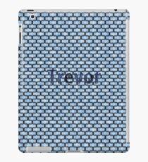 Trevor iPad Case/Skin