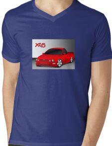 Ford Falcon AU XR6 II ute Mens V-Neck T-Shirt
