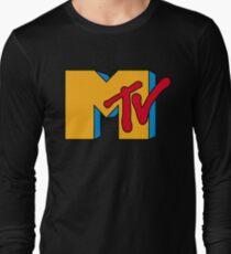 MTV Logo 1 Long Sleeve T-Shirt