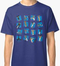 Camiseta clásica ¡Aviso! artículos surtidos