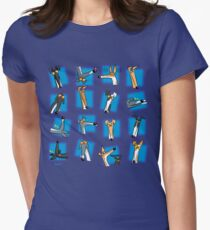 Heads Up! assorted items Women's Fitted T-Shirt