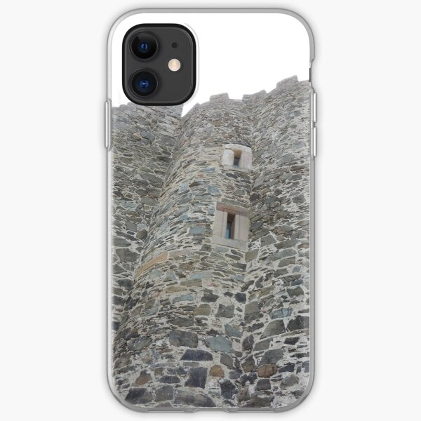 Tower, Bangor County Down Ireland iPhone Soft Case