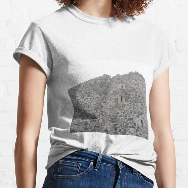Tower, Bangor County Down Ireland Classic T-Shirt