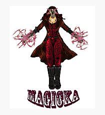Magicka! Photographic Print