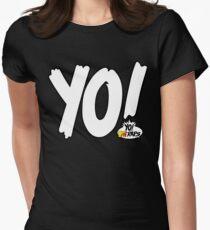 MTV Yo! Womens Fitted T-Shirt