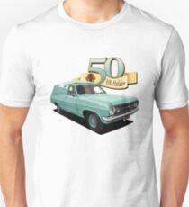 HR Holden Panel Van - Green Unisex T-Shirt