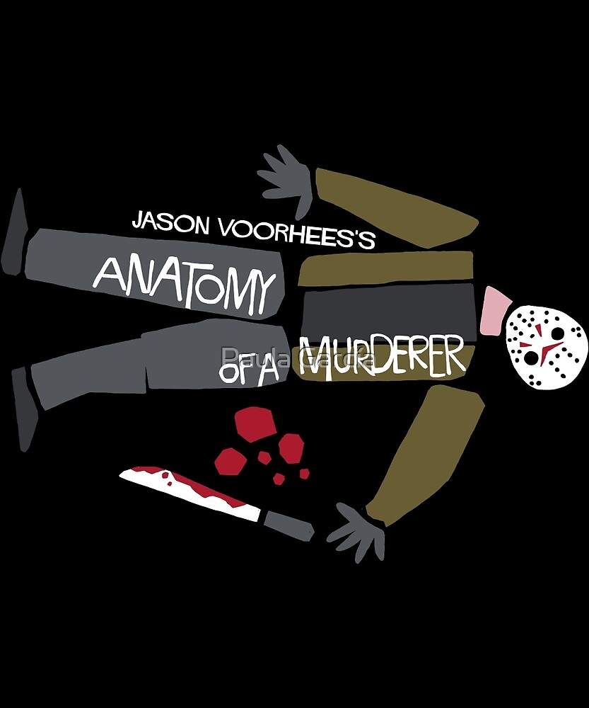 Anatomy of Jason by Paula García