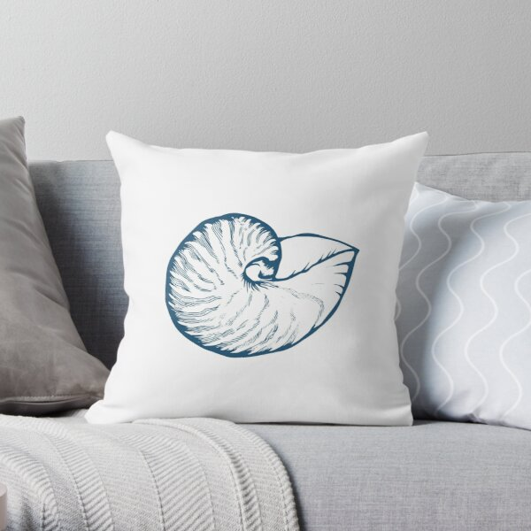 Seahorse Sea Horse Nature Ocean Aquatic Underwater Vector Hand Drawn Marine Engraving Illustration On White Background Throw Pillow By Julkapulka Redbubble