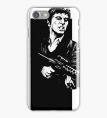 Scarface Tony Montana iPhone Case/Skin