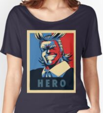 HERO  Women's Relaxed Fit T-Shirt