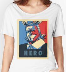 HERO  Women's Relaxed Fit T-Shirt