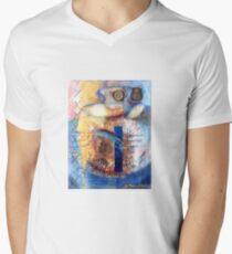 Spiritual Journey Men's V-Neck T-Shirt