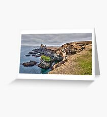 Snaefellsnes Peninsula Greeting Card