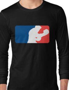 Major League Punch-Out!! - Little Mac Long Sleeve T-Shirt