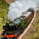 The Flying Scotsman by Dave Hudspeth