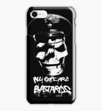 ACAB 2016 BLACK/WHITE iPhone Case/Skin