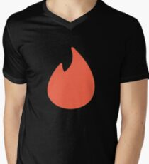 Tinder - App of the Year Men's V-Neck T-Shirt