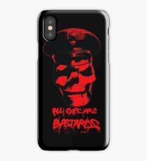 ACAB 2016 RED iPhone Case/Skin