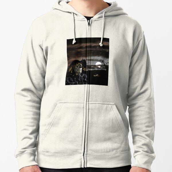 The Scarecrow Of Romney Marsh Fluxlimbo 94 - Unisex T-Shirt For Men Or Women Zipped Hoodie