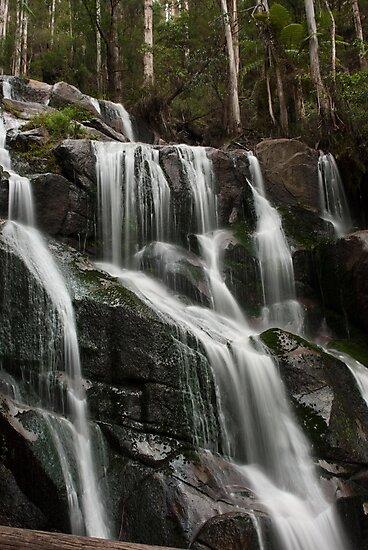 0834 Torongo Falls 1 by DavidsArt