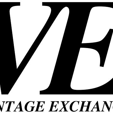 Vintage Exchange - Logotipo completo de tommy2shots
