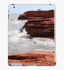 Cliffs of Cavendish PEI  iPad Case/Skin