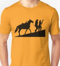 xena gabrielle and argo warrior princess Slim Fit T-Shirt