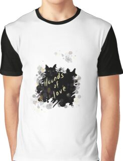 Kate Bush - hounds of love Graphic T-Shirt