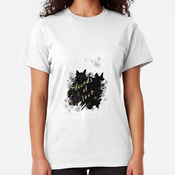 Kate Bush T-Shirt // Rock Pop 1970/'s Hounds Of Love