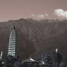 Can Shan from The 3 Pagoda's by OTOFURU