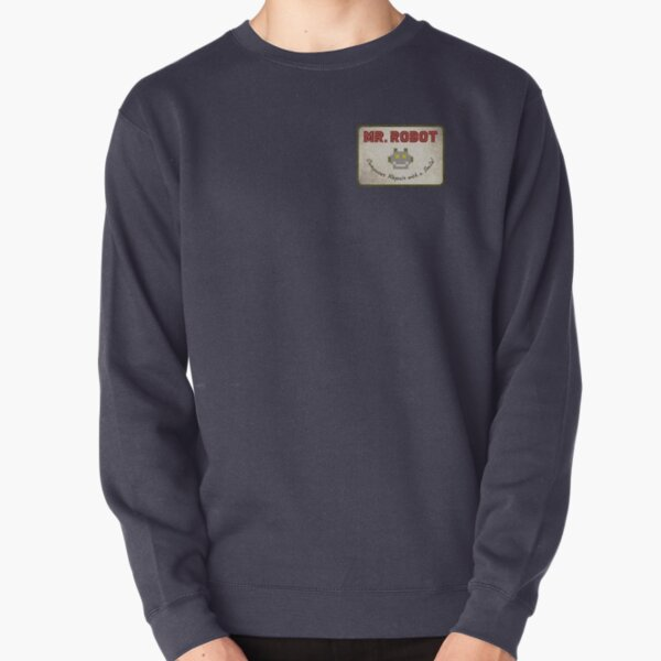 M. Robot Patch Sweatshirt épais