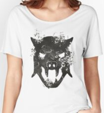 The Hound Women's Relaxed Fit T-Shirt