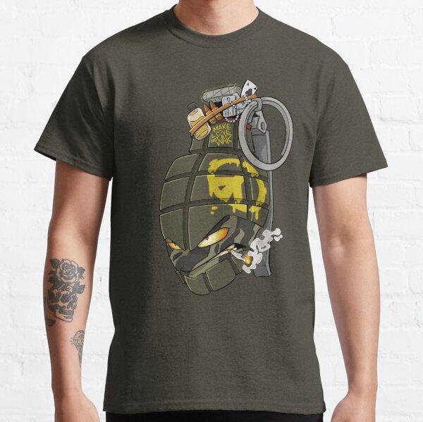 Vietnam Grenade Classic T-Shirt