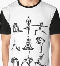 Yogini Graphic T-Shirt