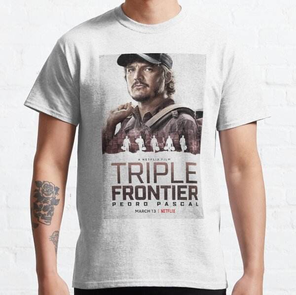 Triple Frontier Poster Classic T-Shirt