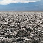 Devils Golf Course, Death Valley, Inyo County, CA by Rebel Kreklow