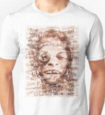 pinkyjain Robotics With Words Unisex T-Shirt