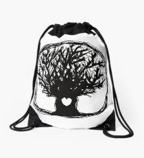 Love Life Tree Drawstring Bag