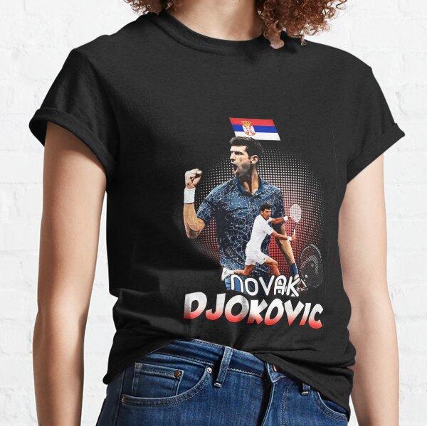 Tshirt Tennis Novak DjokoVic Us T-shirt classique
