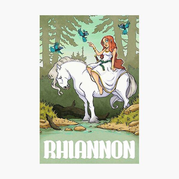 Rhiannon Photographic Print